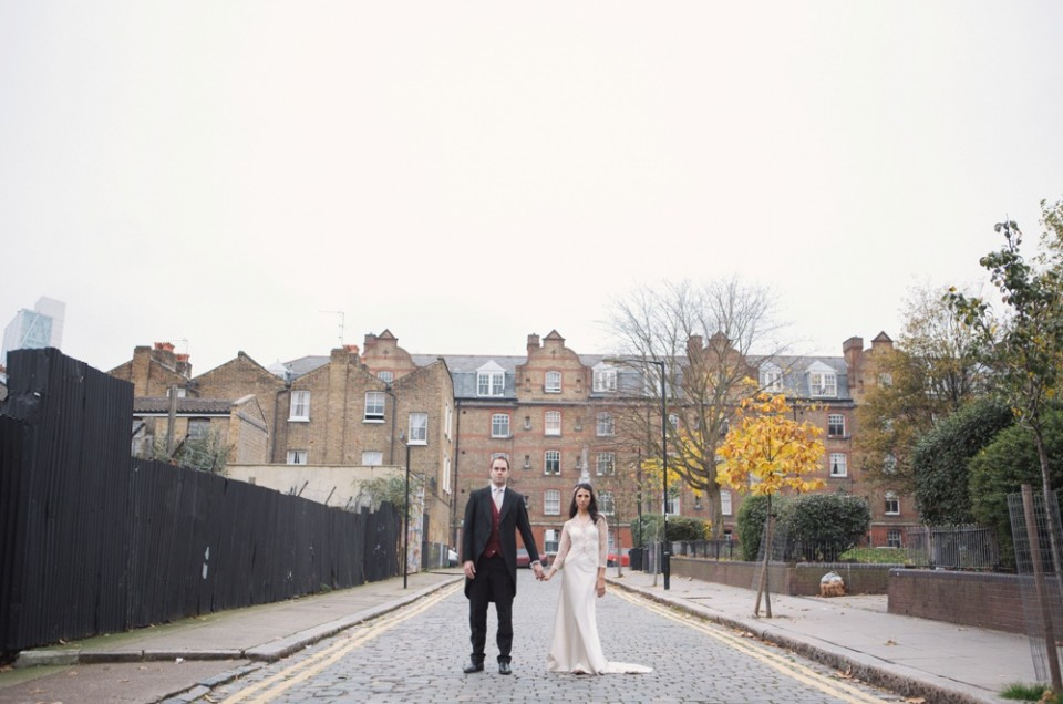 Annie + Rich // London