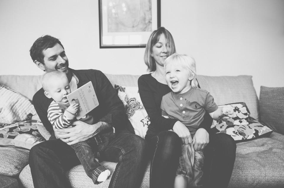 Bryant Family // #myfamily