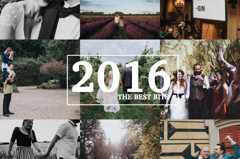 2016 // THE BEST BITS
