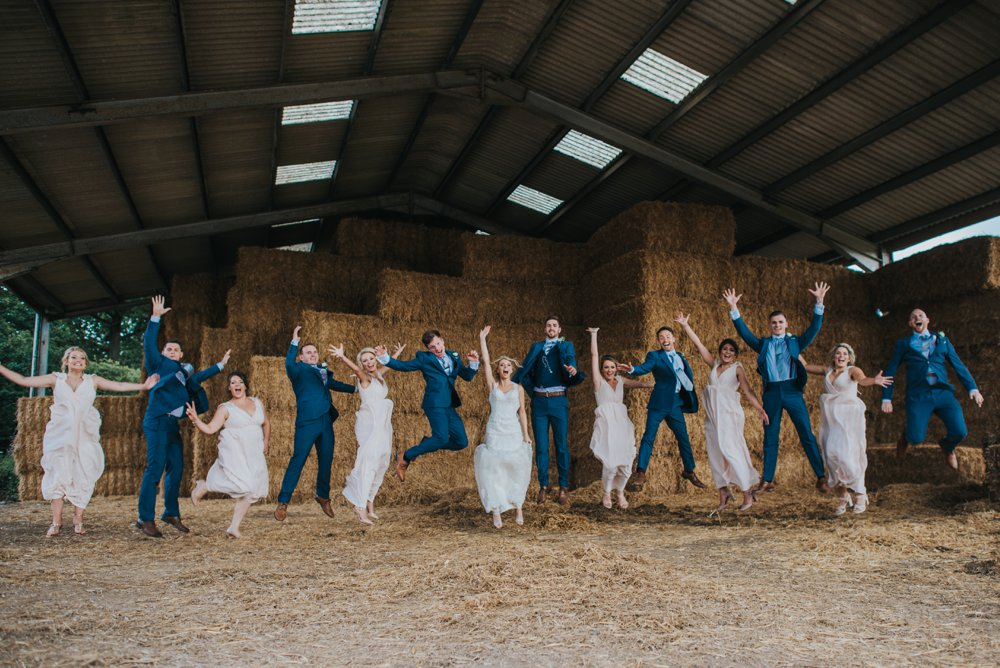 alternative fun wedding photography hampshire