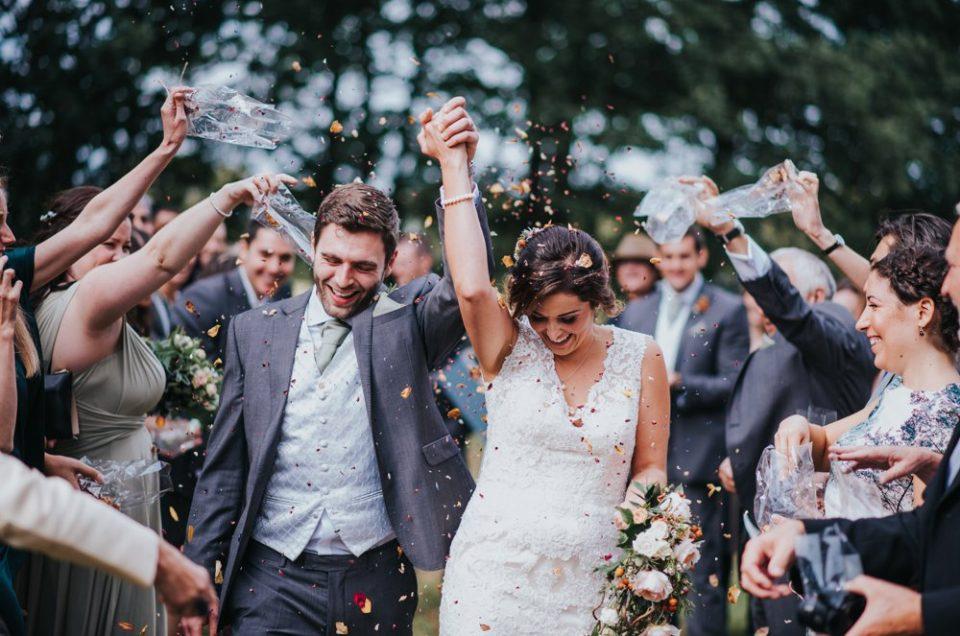 Rustic Wedding //  Stanlake Park