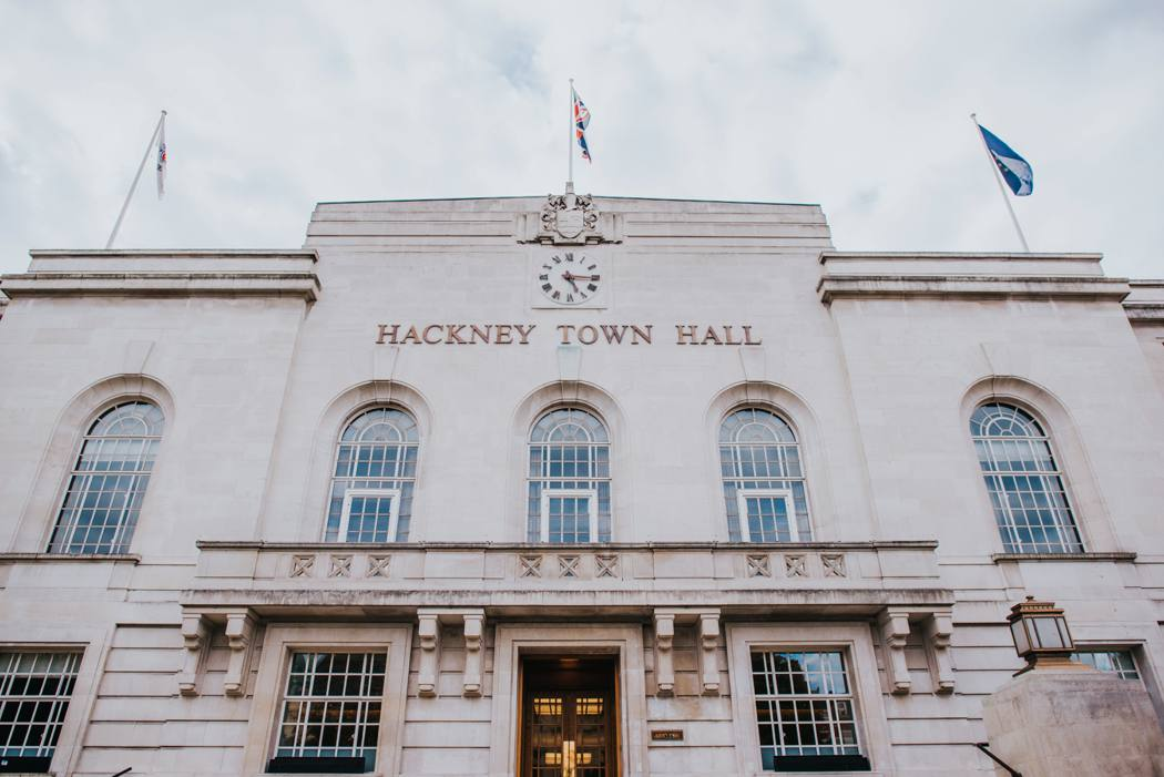 Hackney Town Hall CocoWedding venue