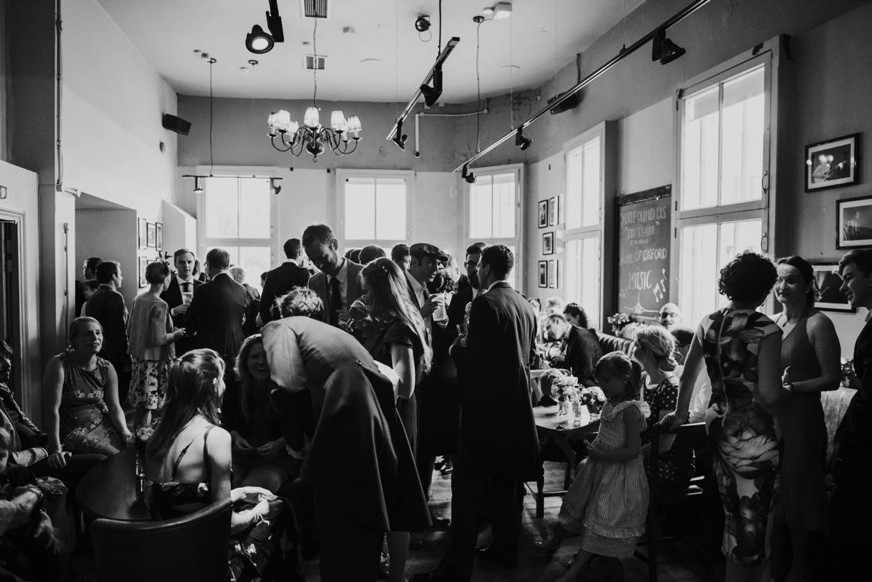 alternative pub wedding, jericho, oxford