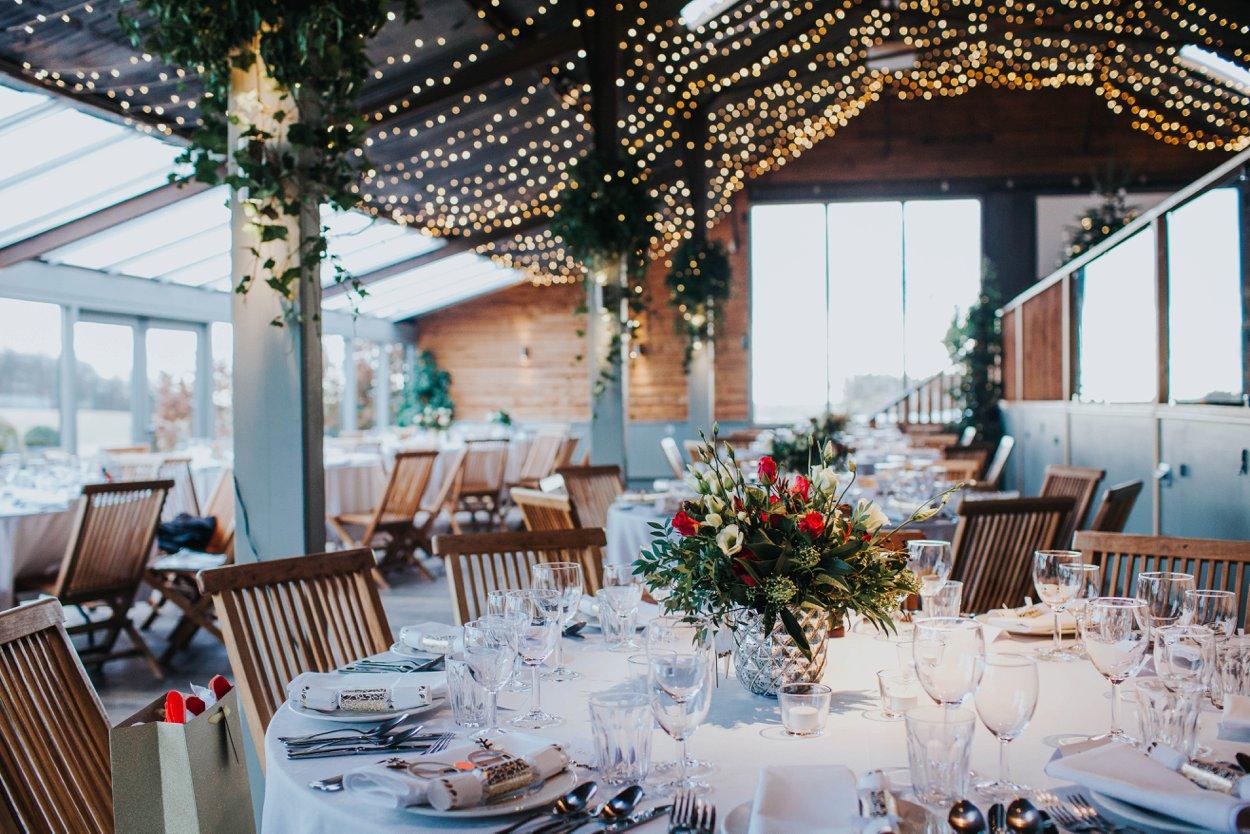 wedding details at cripps stone barn