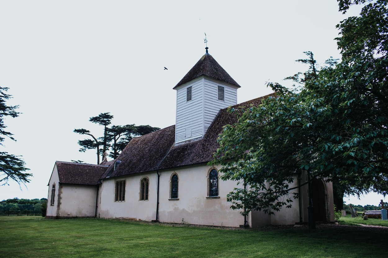 Wasing Park church