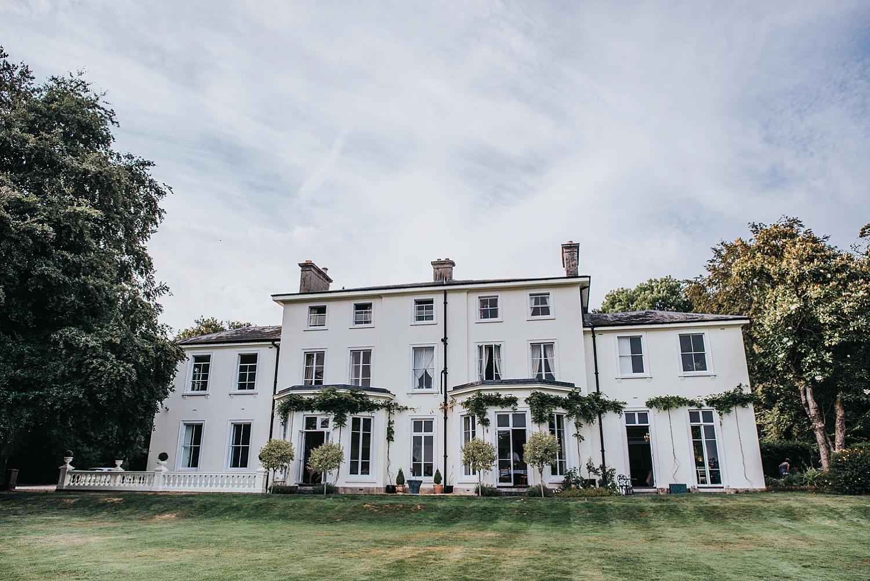 Penton Park County House