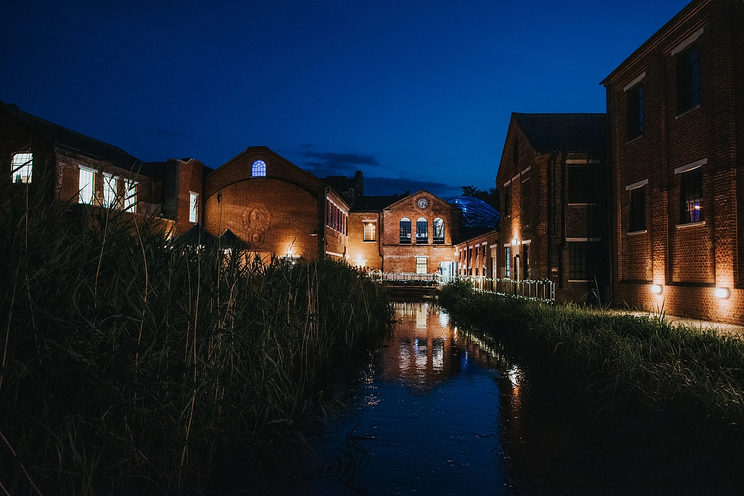 same sex wedding at bombay sapphire distillery wedding laverstoke