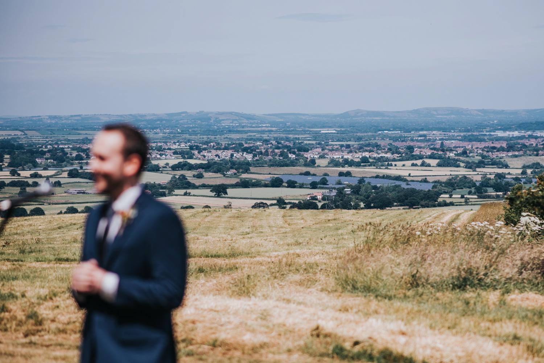 views from stone circle, huntstile organic farm