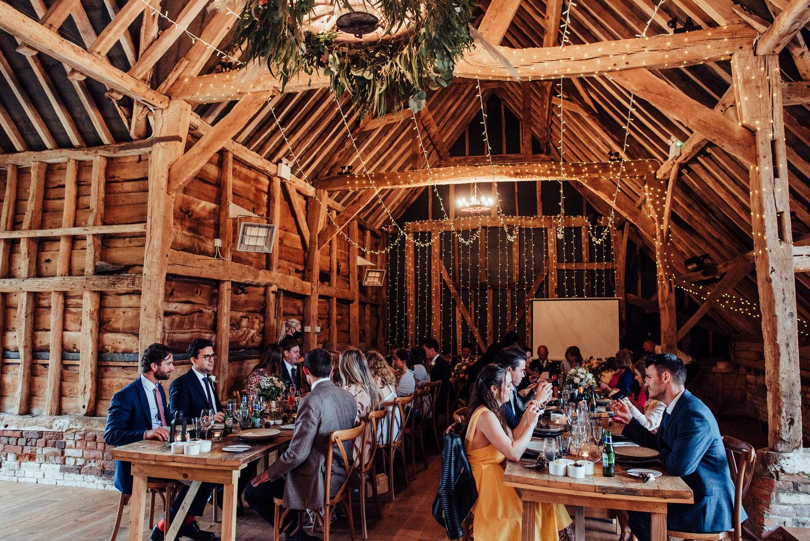 Wedding details a Silchester Farm