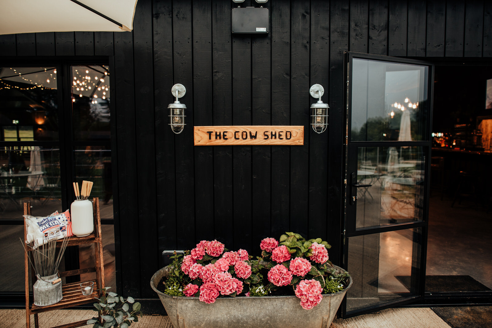 The Cow Shed at Silchester Farm