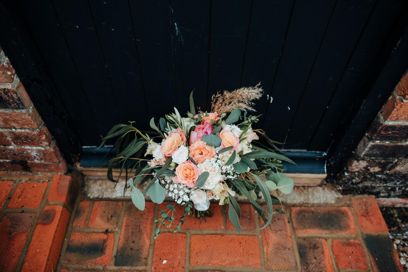 brides florals, silchester farm